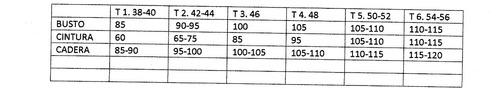 tankinis t 2 al 3  con corpiño armado forradas $ 900