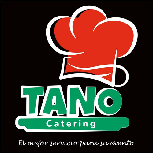 tano catering, pernil, pastas, cafeteria, regional, pizza...