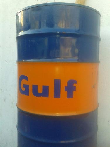 tanque aceite lubricante oil gulf motor gasolina 20-50