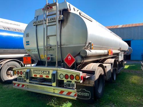 tanque acero carbono 32000 litros 1+1 2015 pb