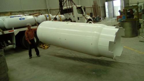 tanque almacenador de aire comprimido 3400 litros
