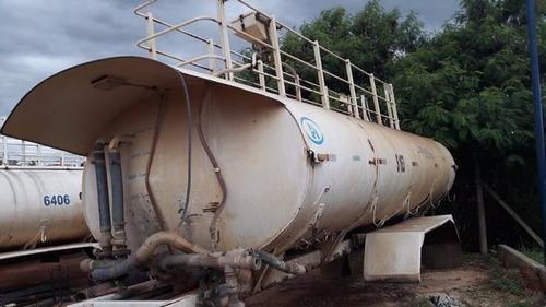 tanque andrade pipa 20.000 litros l  somente o tanque