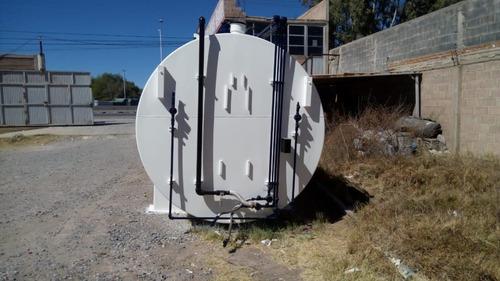 tanque autoconsumo 15000 litros resistente fuego supervault