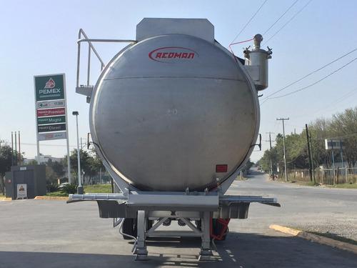 tanque , autotanque , pipa ,semirremolque /redman