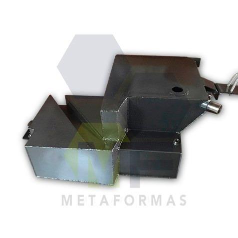 tanque auxiliar para montero dakar 55 lts diseño metaformas