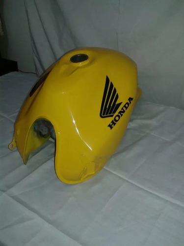 tanque cb 300 amarelo original pintado