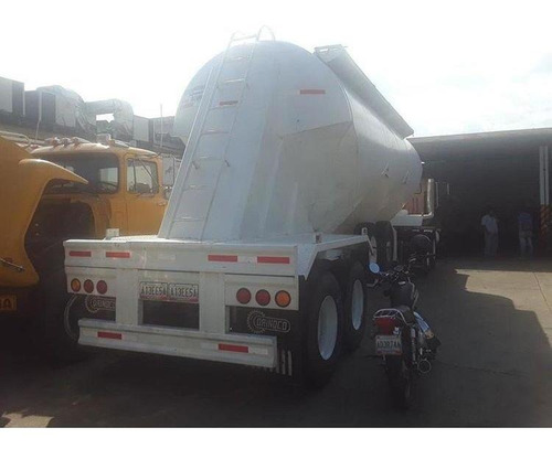 tanque cementero 36 toneladas