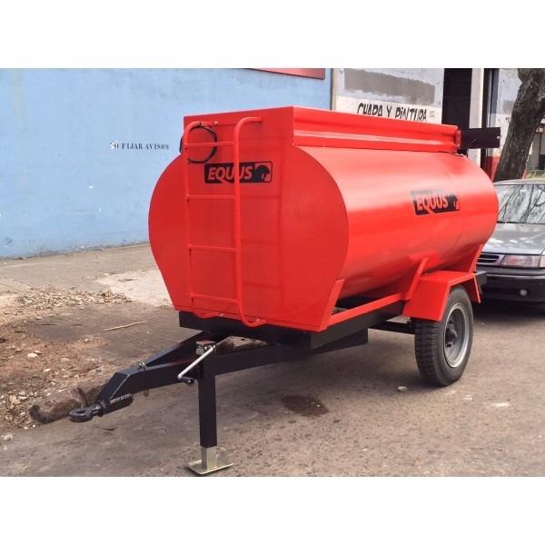 Tanque cisterna 2000l equus u s en mercado libre for Tanque cisterna