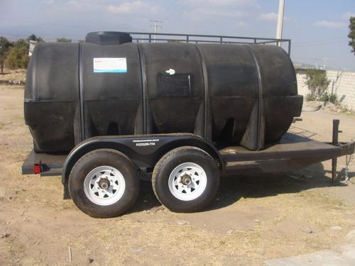 tanque cisterna  5000 lts. nuevos con serie nacionales