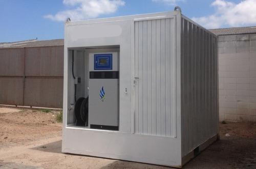 tanque cisterna combustible surtidor gasoil nafta querosene