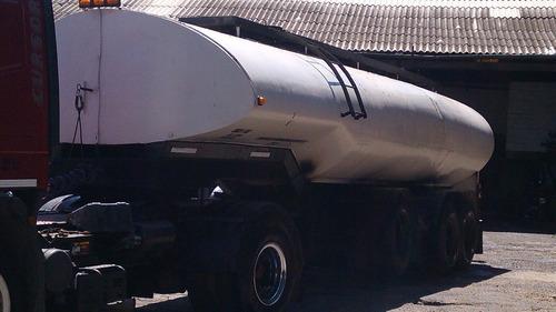 tanque cisterna semirremolque milei 1980