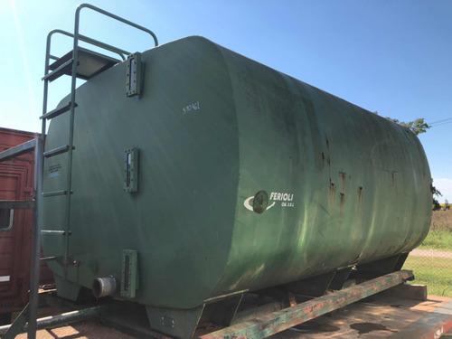 tanque combustible/regador