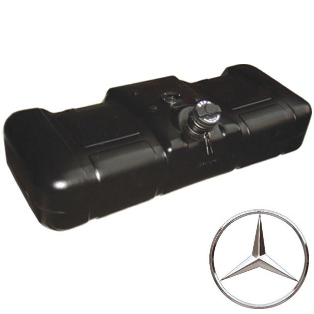 Tanque combust vel caminh o mb 608 e 708 pl stico 100 for Tanque hidroneumatico 100 litros