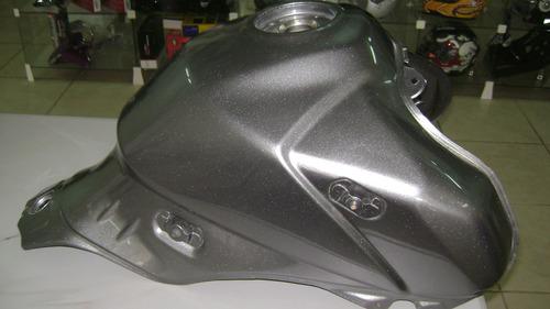 tanque combustivel suzuki v-strom dl 650 cinza 2011