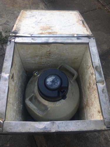 tanque criogénico de semen