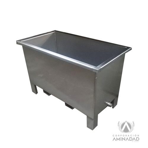 tanque, cuajado de queso 700 litros acero inoxidable oferta