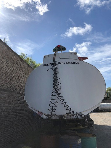 tanque danes sisterna de combustible