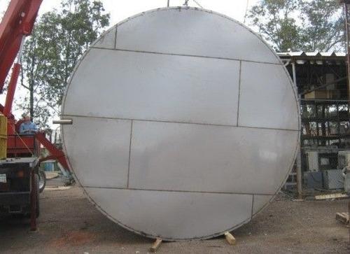 tanque de acero inoxidable 100,000 lts