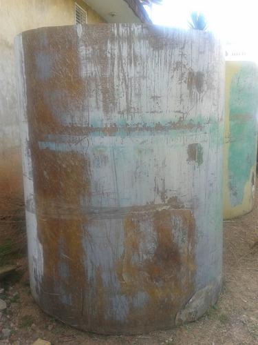 tanque de agua de fibra de vidrio