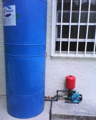 tanque de agua para apartamento bomba hidroneumatico pulmon