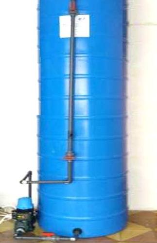 tanque de agua para apartamentos. todo incluido.