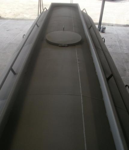tanque de agua pipa 20000 litros 20 m3 cúbicos