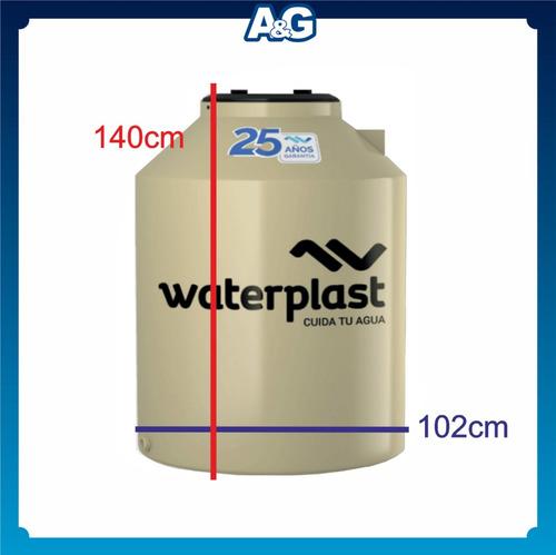 tanque de agua waterplast 1000 tricapa envio gratis caba/gba