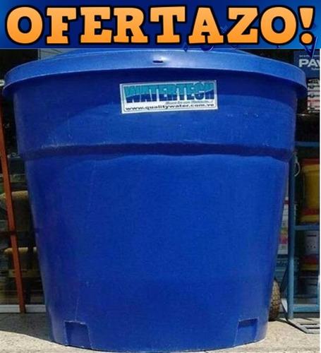 tanque de agua watertech de 1100 litros / 5 años de garantia