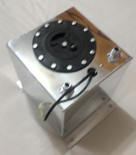tanque de aluminio 10l fuel cell, metanol, gas vp, alcohol