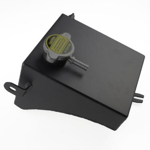 tanque de aluminio del radiador del refrigerante desbordamie
