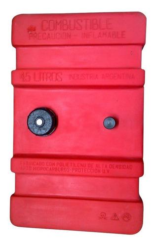 tanque de combustible 45 litros rotomoldeado pvc (no envios)