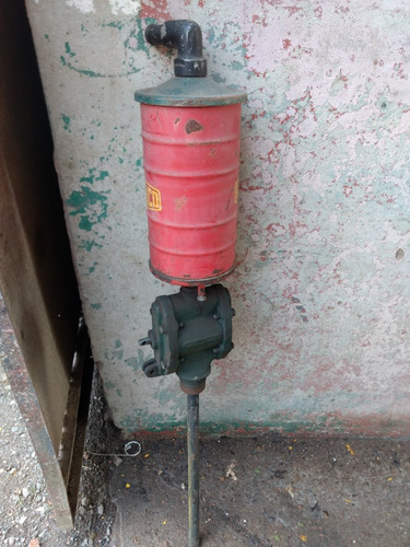 tanque de combustible el criollo