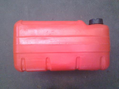 tanque de combustible pvc rotomoldeado 24 litros - aquabumps