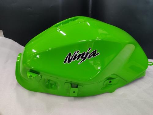 tanque de combustível original kawasaki ninja 300 verde