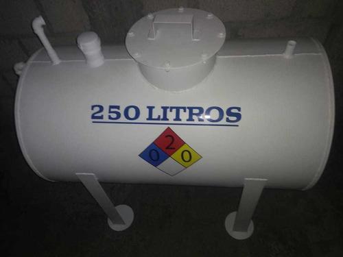 tanque de diésel