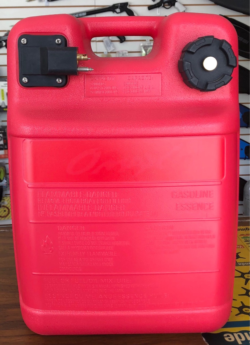 Tanque de combustible plastico para lancha