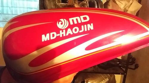 tanque de gasolina md haojin 150cc