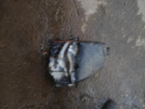 tanque de gasolina moto génesis 600