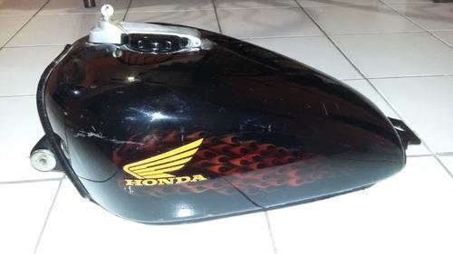 tanque de gasolina moto honda cx500
