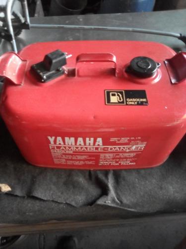 tanque de gasolina para lancha
