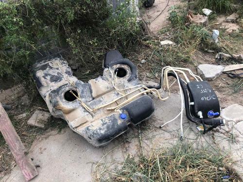 tanque de gasolina tuareg 2005