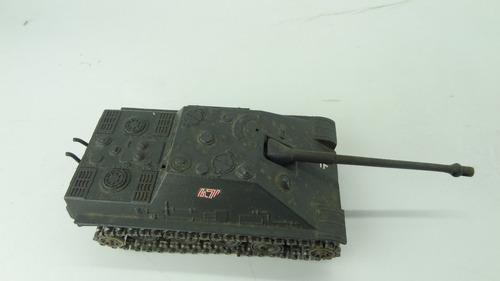 tanque de guerra solido made in france jagdpanther n°228