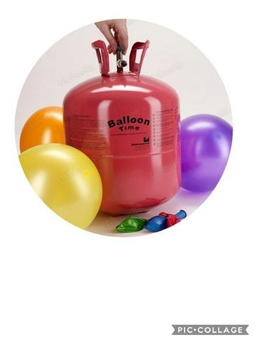 tanque de helio desechables.
