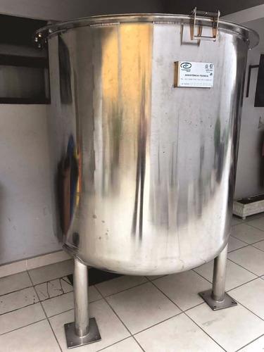 tanque de inox 304 - 2000 litros