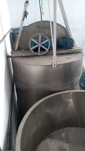tanque de inox