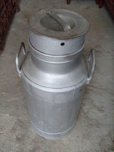 tanque  de  leche impecable-