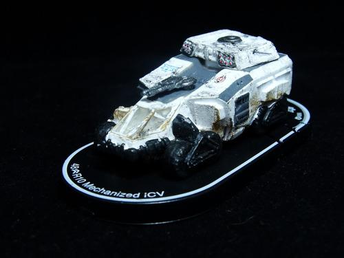 tanque de mechwarrior battletech - r10 mechanized icv sc