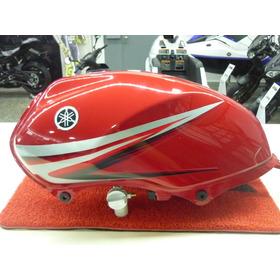 Tanque De Nafta Completo Original Yamaha Ybr 125 Rojo