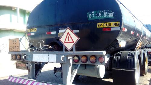 tanque de óleo 25.000 carreta 3 eixo