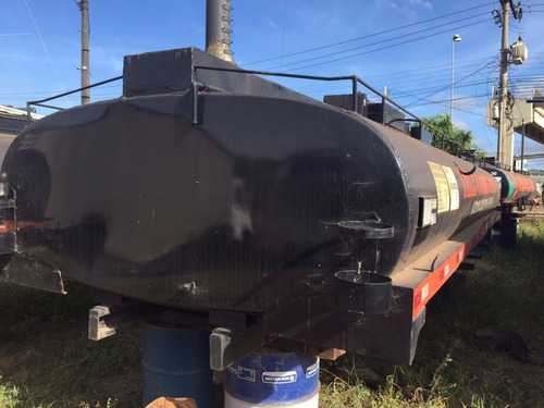 tanque de óleo preto - minas 14.000lts - 2001